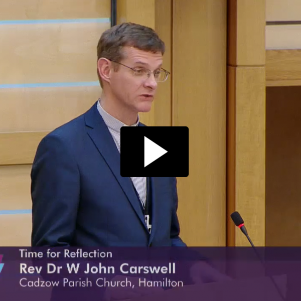 Scottish Parliament address